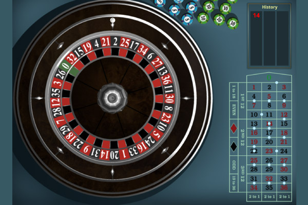 Microgaming European Roulette - 57589