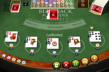 Blackjack online surrender - 93421